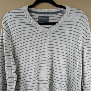 Aeropostale Lightweight Weight Knit Sweater Sz XL